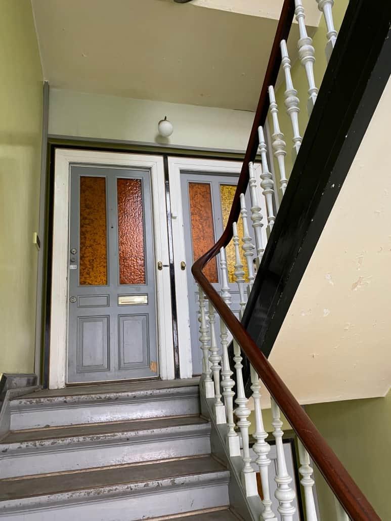 grøn_trappeopgang